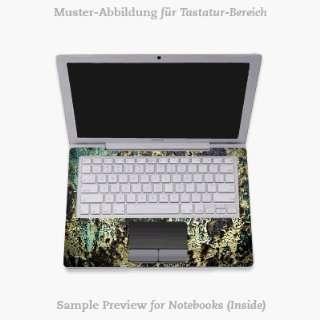 (Inlay)   Rusty Laptop Notebook Decal Skin Sticker Electronics