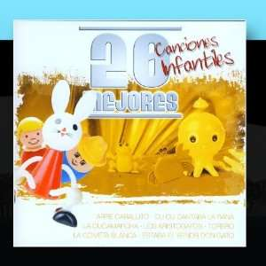 20 Mejores Canciones Infantiles Vol. 4 ( The Best 20 Childens Songs)