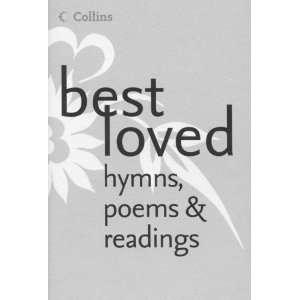 Best Loved Hymns, Poems & Readings [Hardcover] Martin