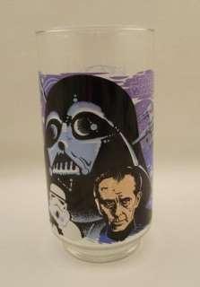 Star Wars 1977 Burger King Glass~Darth Vader