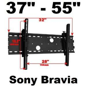 Tilting Wall Mount for Sony Bravia LCD/PLASMA: Electronics