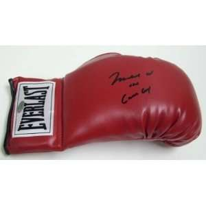 Muhammad Ali Autographed/hand Signed Boxing Glove with AKA