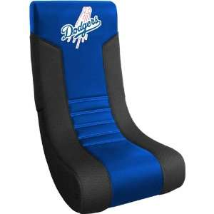 Los Angeles Dodgers Collapsible Gaming Chair   MLB Series