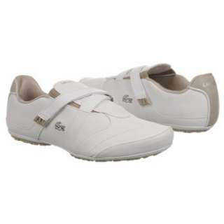 Womens Lacoste Bedelia SF White/Light Grey Shoes