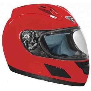 Vega Altura XPV Red Full Face Motorcycle Helmet