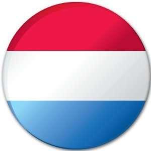 NETHERLANDS Holland Flag car bumper sticker 4 x 4
