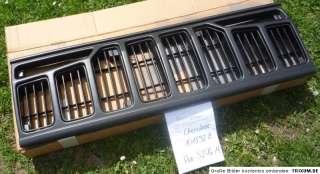 NEU Jeep Cherokee XJ Kühlergrill Grill Schwarz 101592Z