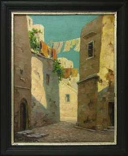 KURD ALBRECHT 1884–1964 »ITALIEN (ITALIA) ∙ CAPRI #1«