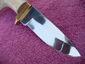 Hand Crafted Stag Handled Knife