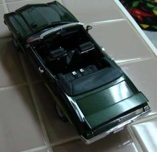 GMP 1971 Pontiac GTO Judge CV LE 650 (Laurentian Green) 1:18