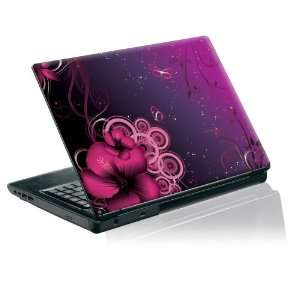 17 inch Taylorhe laptop skin protective decal pretty pink