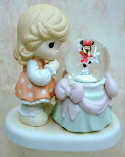 PRECIOUS MOMENTS Pooh DISNEY Puppet FRIENDSHIP 720019