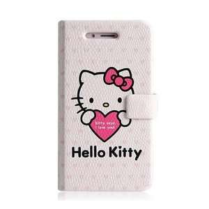 Hello Kitty Diary/Wallet Style iPhone 4/4S Case   LOVE