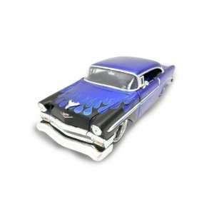 Brand New Diecas Car *56 Chevy Bel Air Chopped op Car