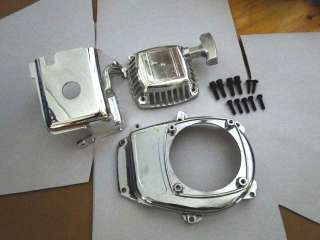 Chrome Engine Dress up Kit with Pull starter.