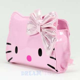 Sanrio Hello Kitty Pink Wristlet   Wallet Clutch Small Bag