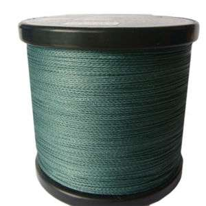 PE DYNEEMA BRAID FISHING LINE 30LB 1200YD SPECTRA GREEN