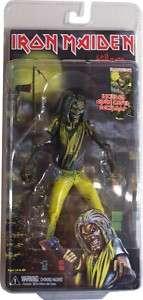 IRON MAIDEN KILLERS FIGURE Eddie zombie figurine 7 NEW