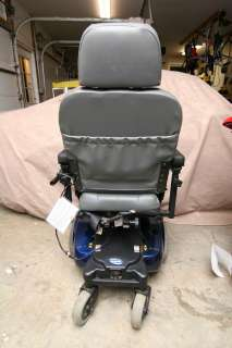 M61 Power Wheel Chair w/ Sure Step slightly used Conditon