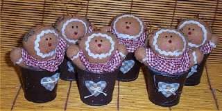 Gingerbread Ornaments Christmas Tree Holiday Decor
