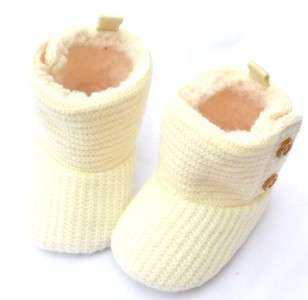 Ivory high top toddler baby girl shoes boots size 2 3 4