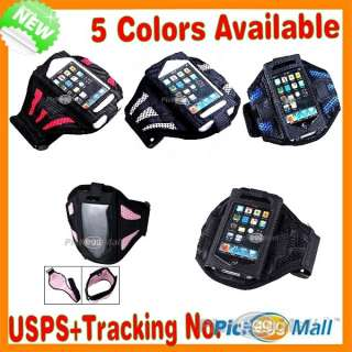 Running Sports Armband Case Cover Holder For iPhone 4 4S 4G 3 3GS 3G