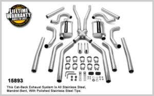 Performance Exhaust 64 67 Chevelle/Malibu/El Camino V8