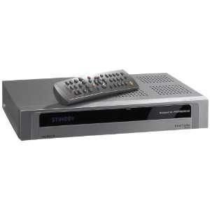 Humax PR HD 1000 C Digitaler HDTV DVB C Receiver silber