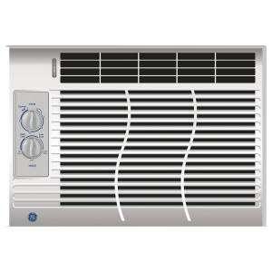 GE 5,000 BTU 115 Volt Window Air Conditioner AEL05LQ