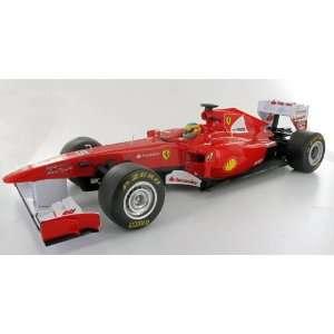 RC Auto 112 Ferrari F150 Saison 2011 Formel 1 Rennauto Fernando