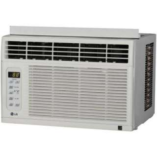 LG Electronics 6,000 BTU 115v Window Air Conditioner with Remote