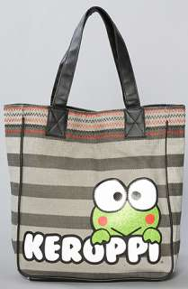 Loungefly The Keroppi Sunny Day Tote Bag  Karmaloop   Global