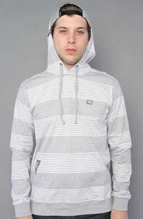 LRG Core Collecion he Core Collecion Layering Hoody in Ash Heaher