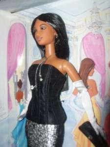 2002 African American Society Girl Barbie® Very RARE AA Only 1 on