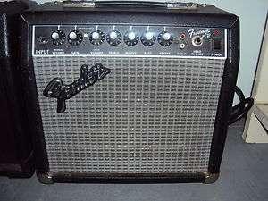Fender 15R and Kramer K 15R Electric Guitar Amplifier
