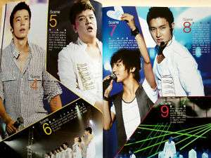 JUNIOR BIGBANG Super Junior MBLAQ KPOP MAGAZINE April