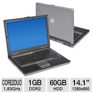 Dell Latitude D620 Notebook PC   Intel Core 2 Duo T5600 1.83GHz, 1GB