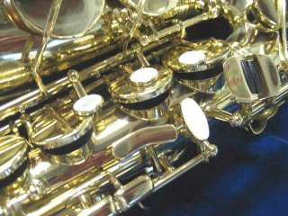 (Paris) Super Action 80 Series III Alto Saxophone, Near Mint!