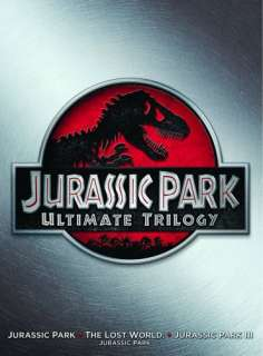 JURASSIC PARK ULTIMATE TRILOGY New Sealed 5 DVD 025192089978