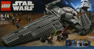 Lego 7961 Star Wars Darth Maul's Sith Infiltrator NEU 5702014736924