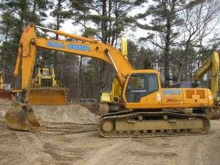 1998 Hyundai Robex 360 LC 3 Excavator