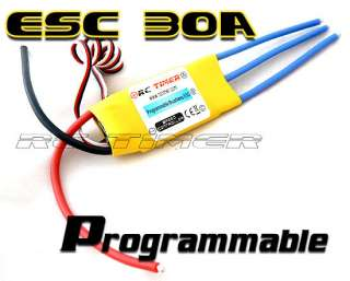 RC Hobbies ESC 30A Brushless Motor Speed Controller