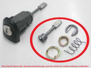 Reparatursatz Schließzylinder Türschloß VW Golf IV