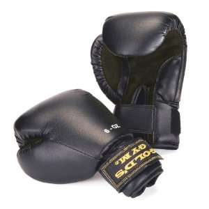 Golds Gym PU Sparring Boxhandschuhe (12 oz.)  Sport