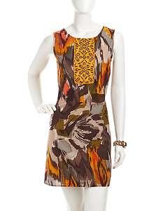 KAS Designs Vanessa Embellished Dress