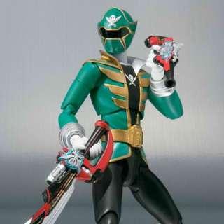 Figuarts Kaizoku Sentai Gokaiger Gokai Green Gokai Darin Power