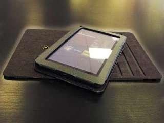 EMPIRE  Kindle Fire Black Signature Leather Folio Case Cover