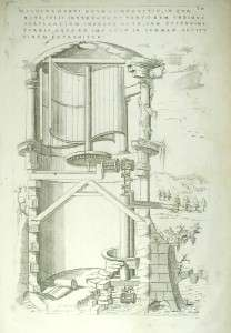 THEATER OF MACHINES», THE MOST BEAUTIFUL ANCIENT ENGINEERING BOOK