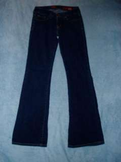 X2 QUALITY DENIM 0 Reg W10 stretch flare jeans 28x31