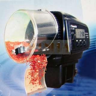 Auto Automatic Tank Aquarium Fish Food Feeding Feeder